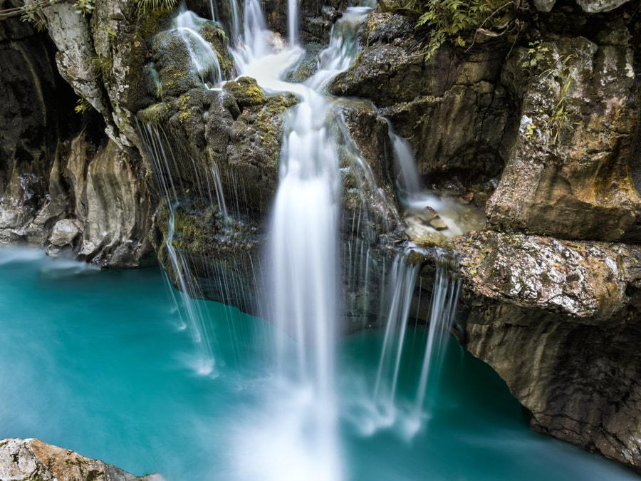 Soca river (Slovenija) 2/3 by Uros Podlogar Photography on 500px