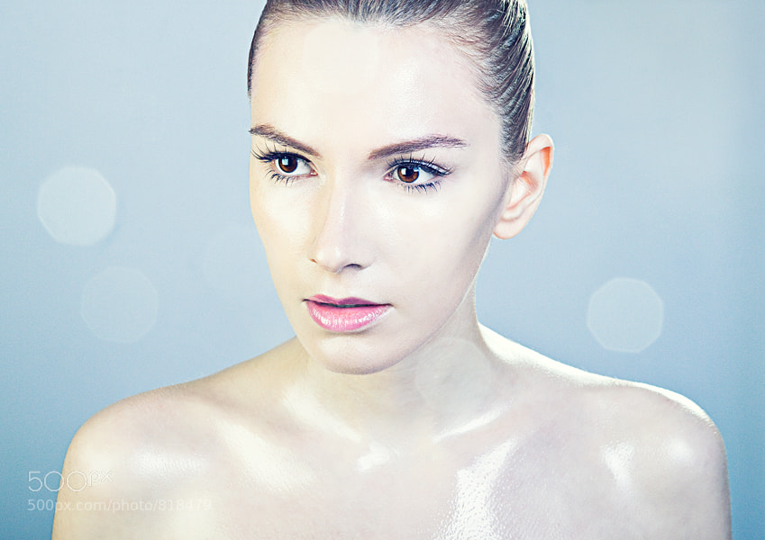 Photograph Pure Bojana by Nadine  Schönfeld on 500px