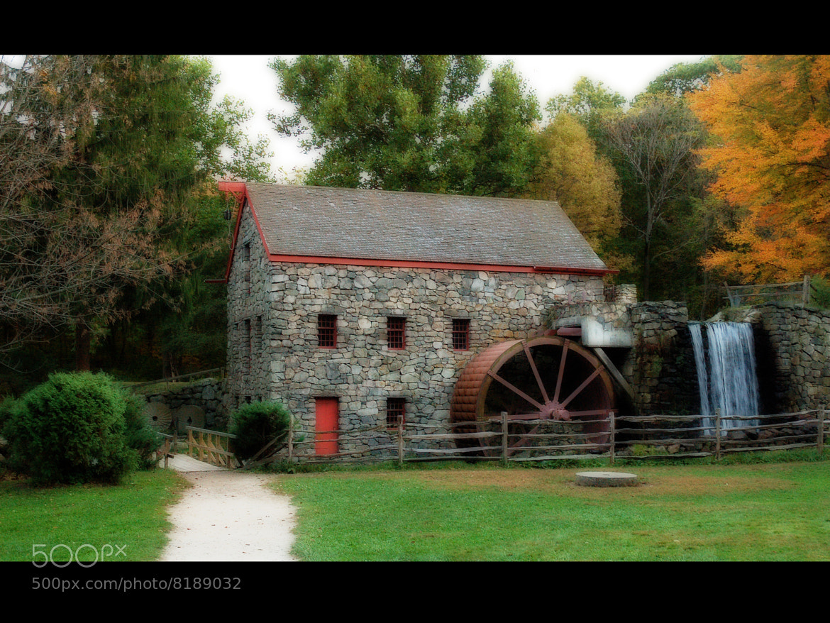 Photograph Grist Mill by Julia Belyayev on 500px