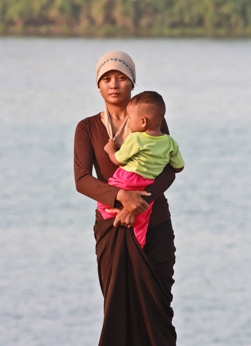Photograph Woman and Child by Walter Lustig on 500px
