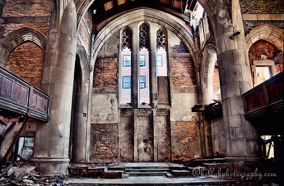 Photograph Gothic Revival by Kelly Swart on 500px