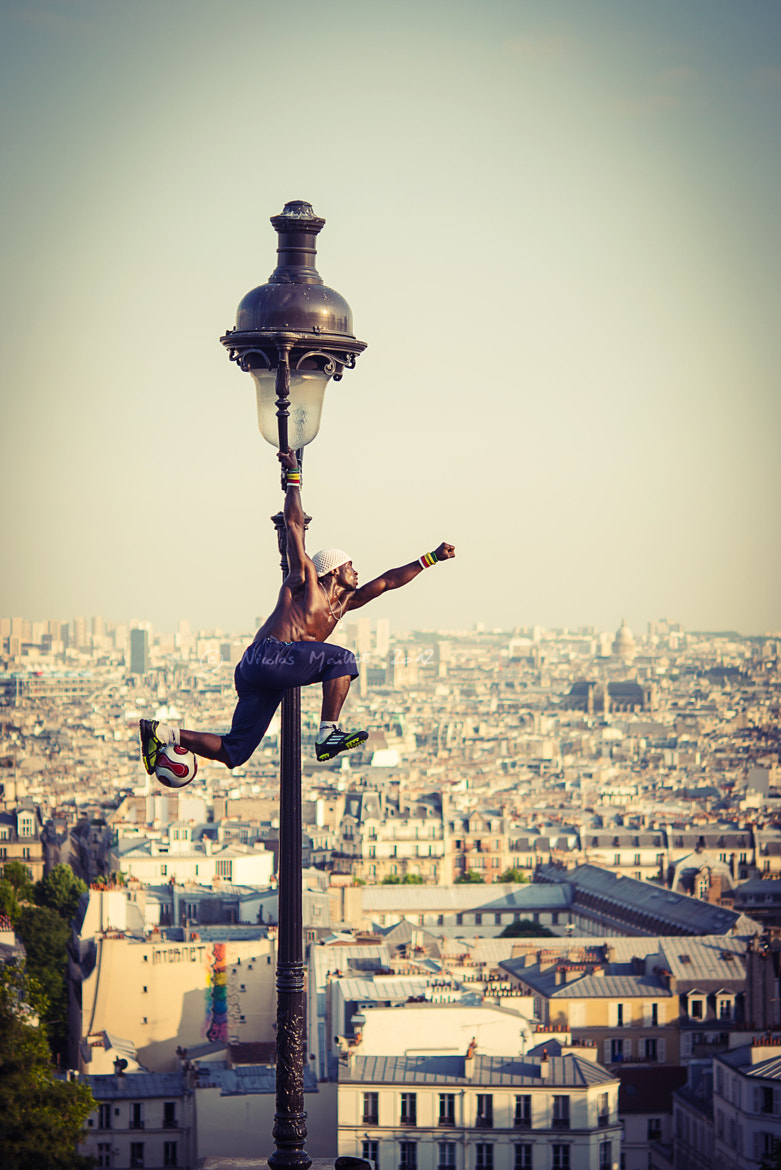 Photograph I'm no Superman by Nicolas Maillot on 500px