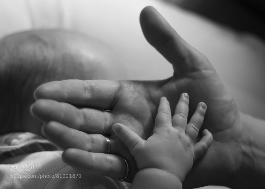 Photograph The Hand of a Baby by Chris  on 500px