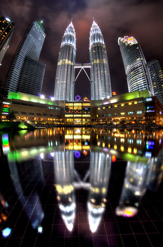 Photograph KLCC by Ori Ron on 500px