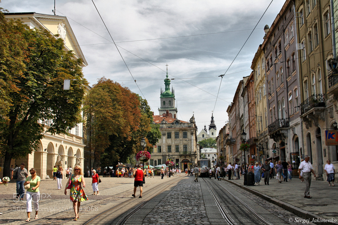 Photograph Lviv, Ukraine (host city Euro 2012) by Sergej Jakimenko on 500px