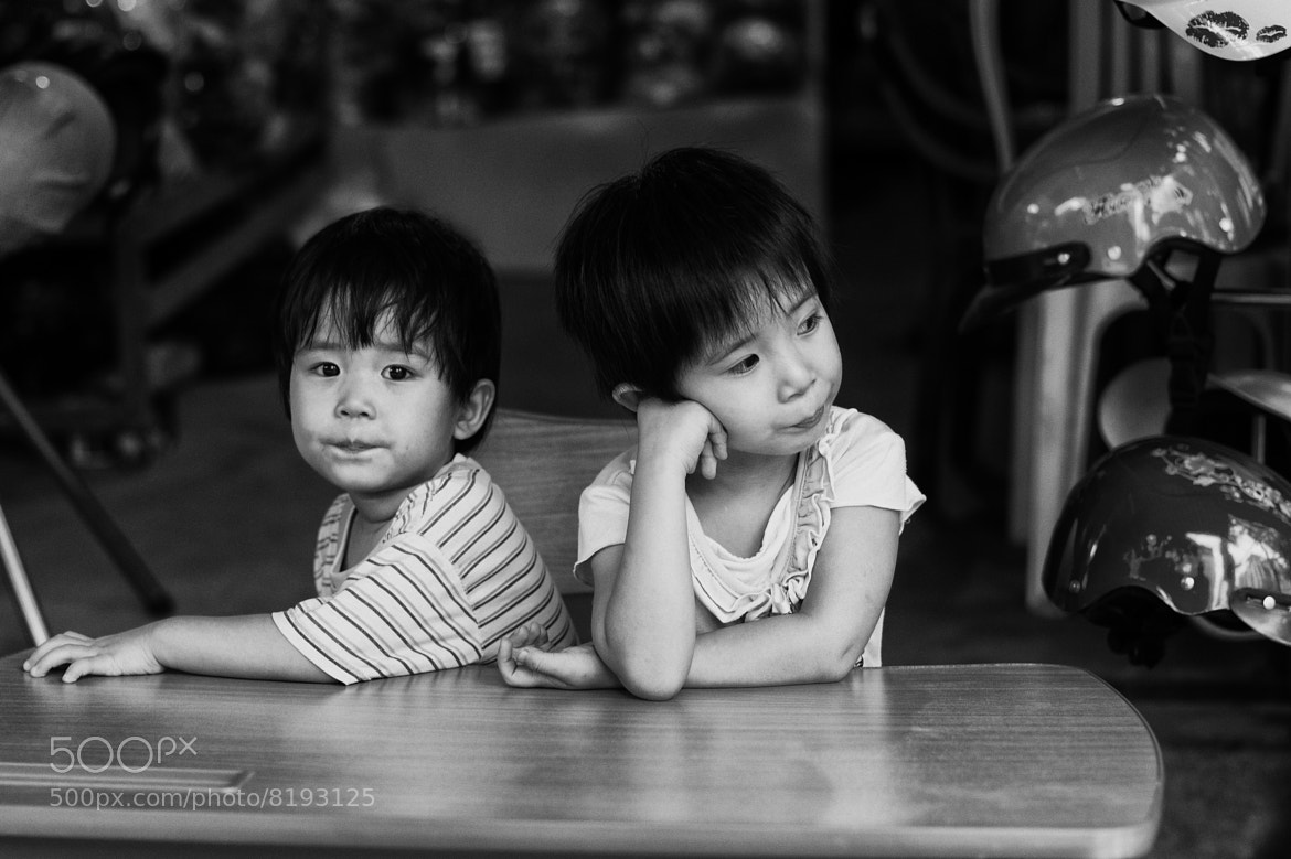 Photograph Faces of the children by Addy Chuang on 500px