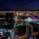 Постер, плакат: Vegas Lights