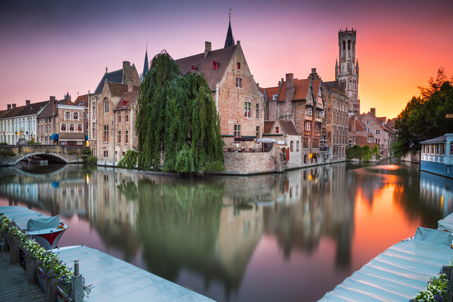 Photograph In Bruges by Stefano Termanini on 500px