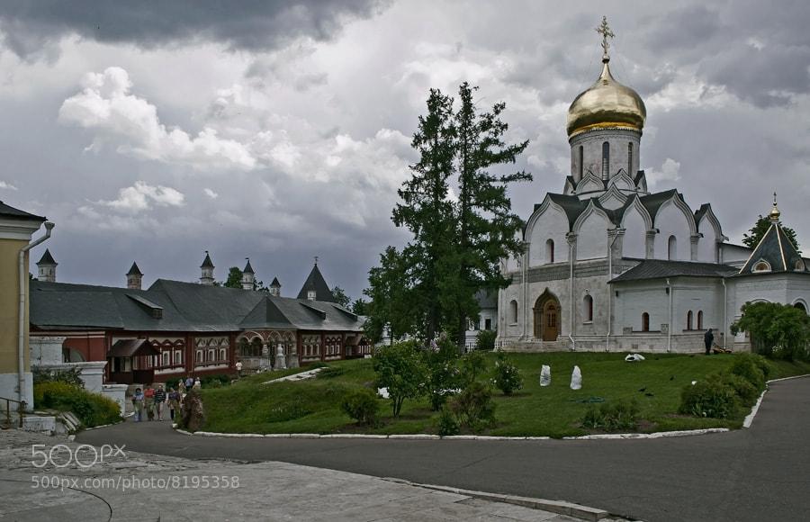 Photograph Savvino Storozhevsky Monastery by Sergey Burlakov on 500px