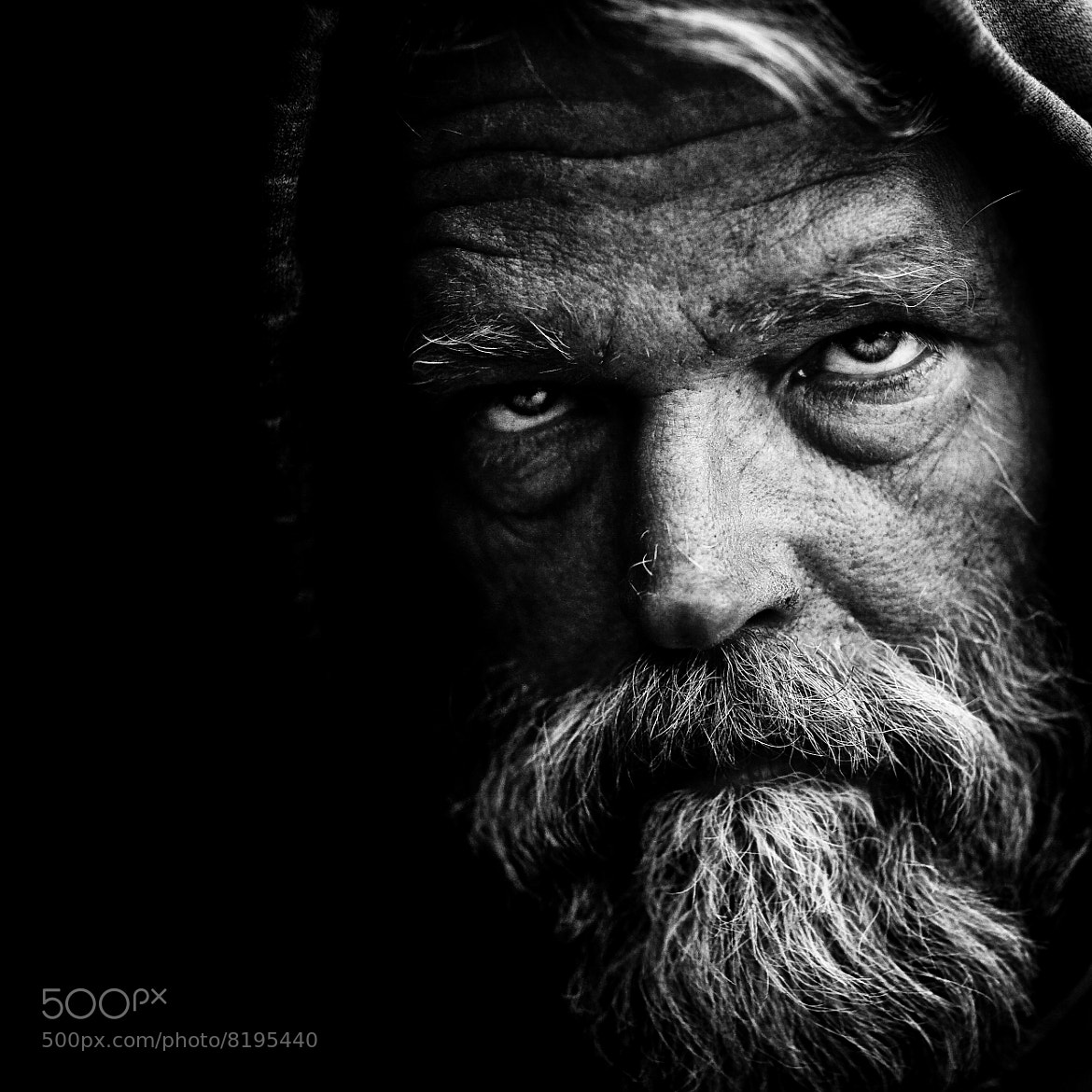 Photograph Santa Monica by Lee Jeffries on 500px