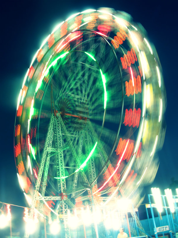 Photograph Giant Wheel by Aetiyuel Williams on 500px