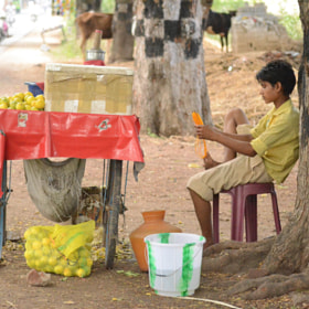 The young Entrepreneur by Kumaran Shanmugam (KSphotos)) on 500px.com