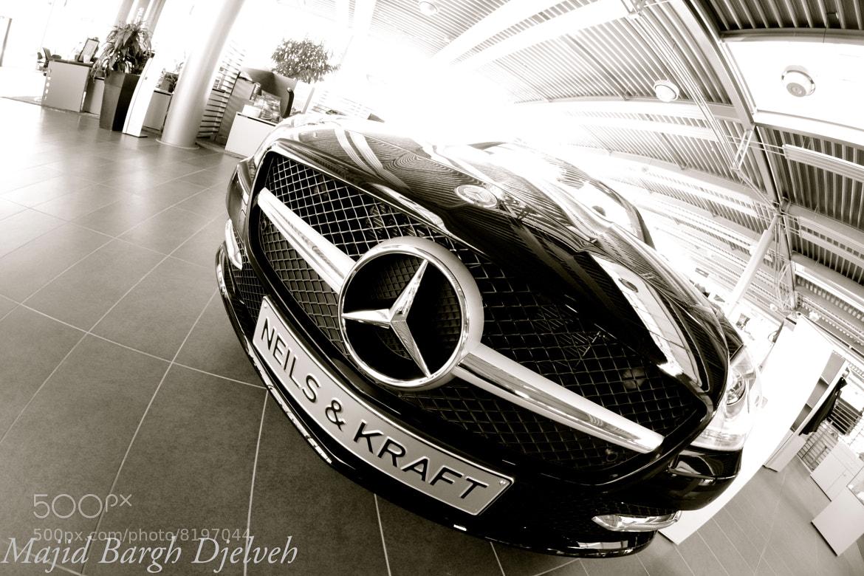 Photograph SLS AMG  by Majid Bargh von Djelveh on 500px