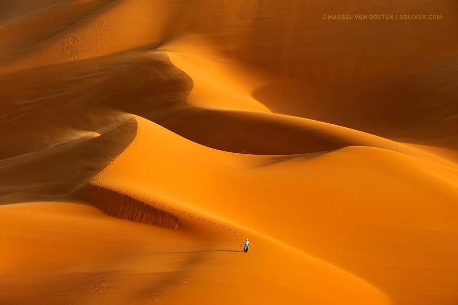Photograph The Lone Touareg by Marsel van Oosten on 500px