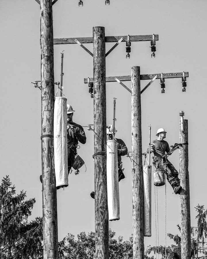 Lineworker's Rodeo