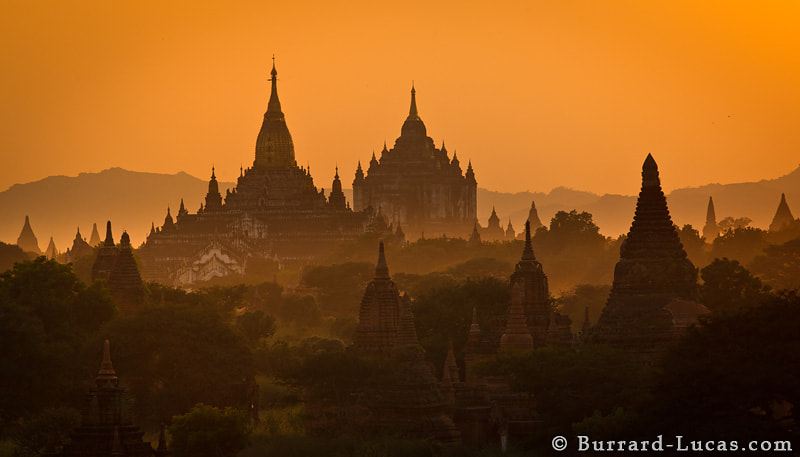 Photograph Temples of Bagan by Will Burrard-Lucas on 500px