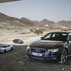 Постер, плакат: Audi A5 Sportback Behind the Scenes