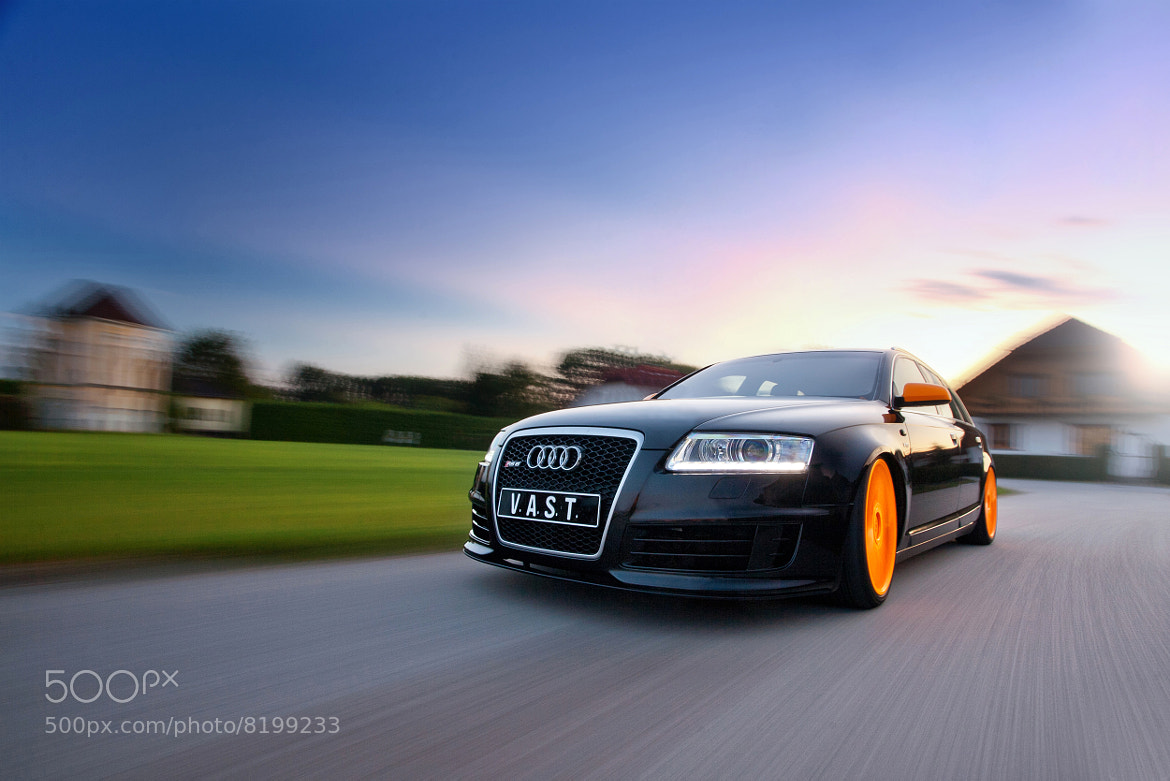 Photograph Audi RS6 by Werner Burgstaller on 500px