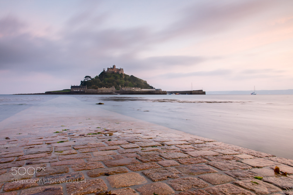 Photograph St Michael's Mount by Chris Sargent on 500px