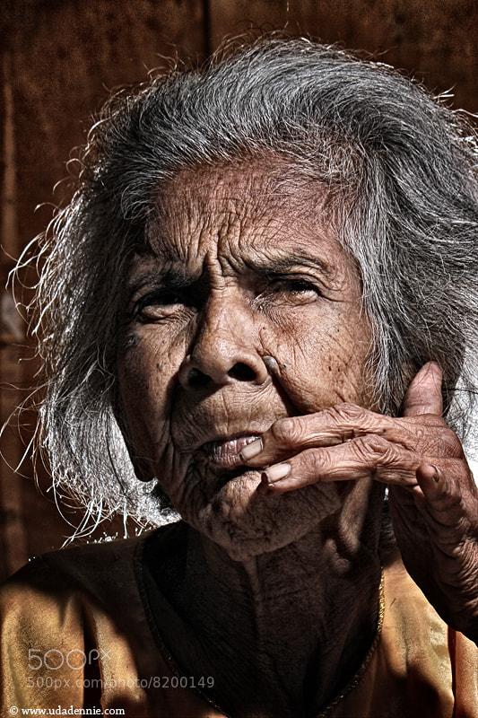 Photograph a face by Uda Dennie on 500px
