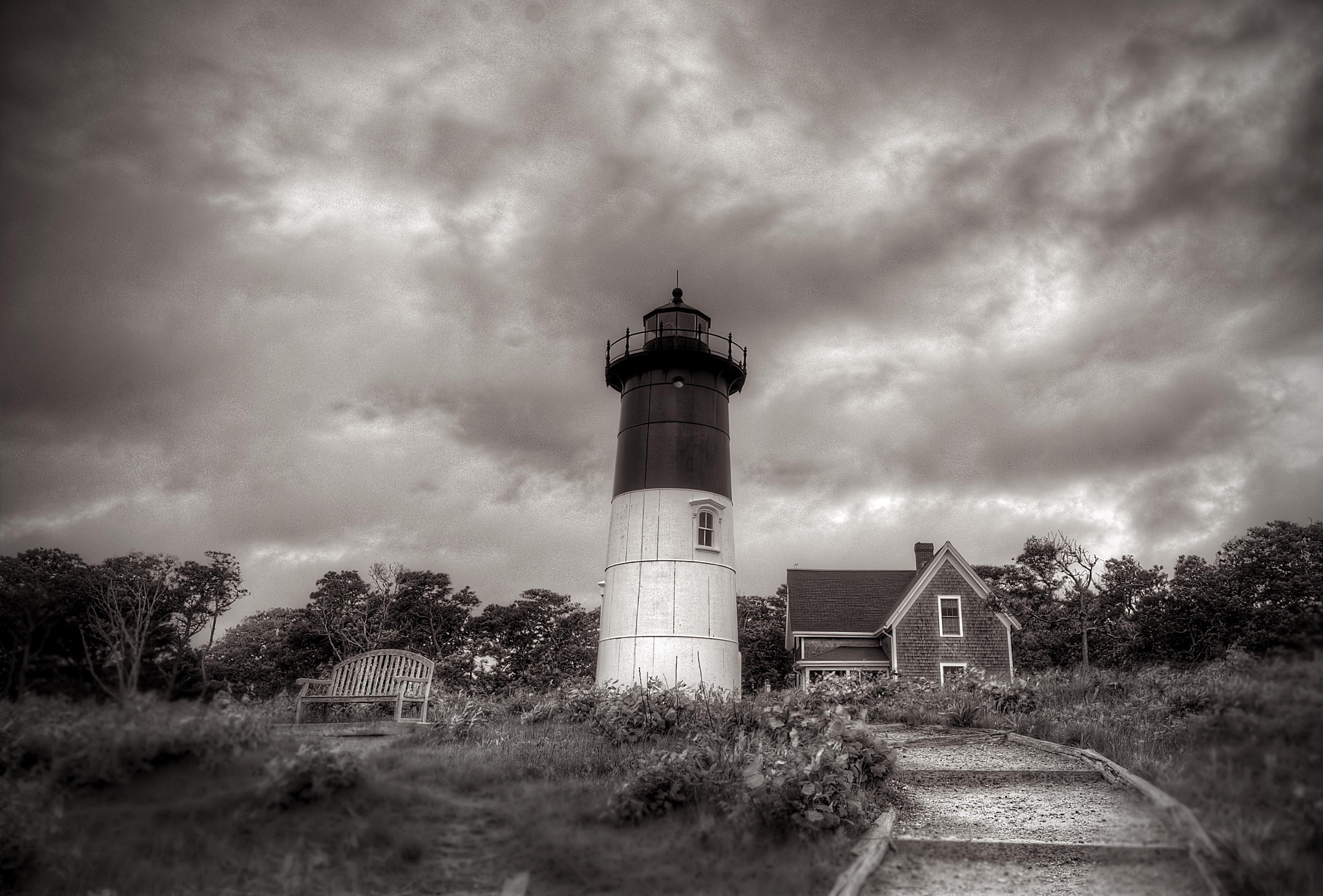 Photograph Nauset Light by Brian Michaud on 500px