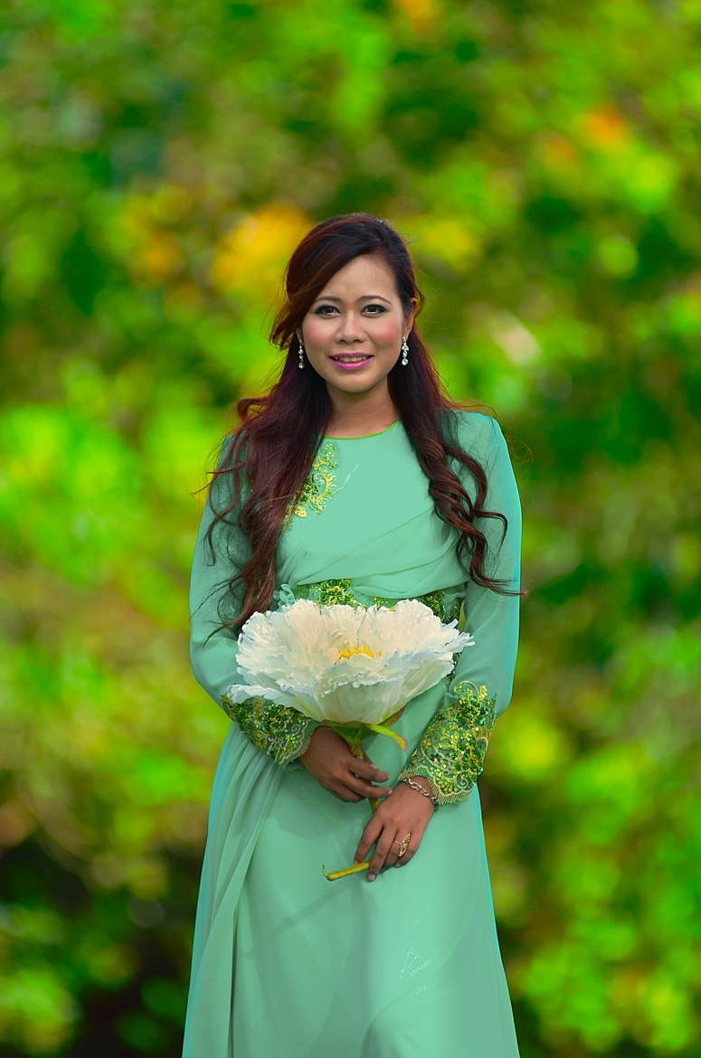Photograph Azie by Azlan Mohamad on 500px