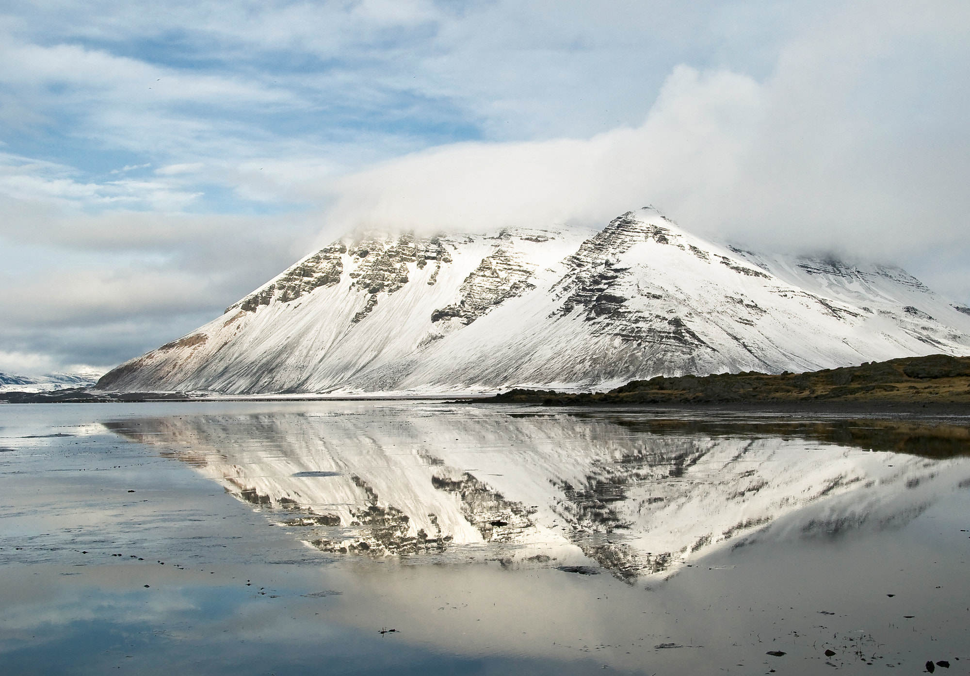 Photograph Cold Reflection by Daniel Bosma on 500px