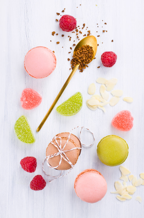 Photograph Macaroons by Maria Shumova on 500px