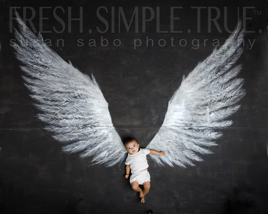 The babies are the most recent to get my wings; but they were first I thought of when they were done. Love them.