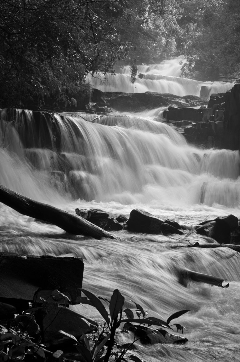 Photograph The Waterfall by Danilo Souza on 500px