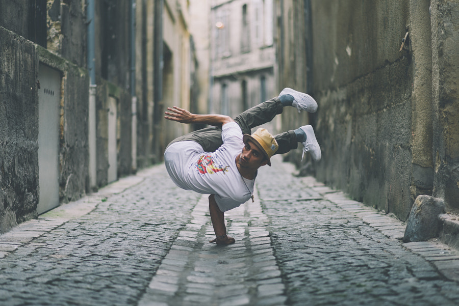 Airchair / Bboy Doudou by William K on 500px.com