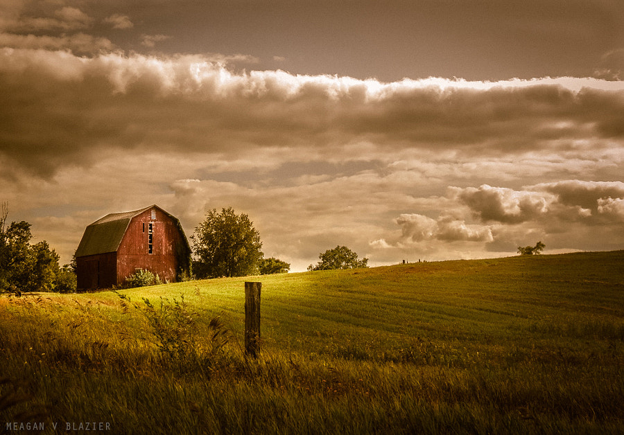 Photograph Countryside by Meagan V. Blazier on 500px