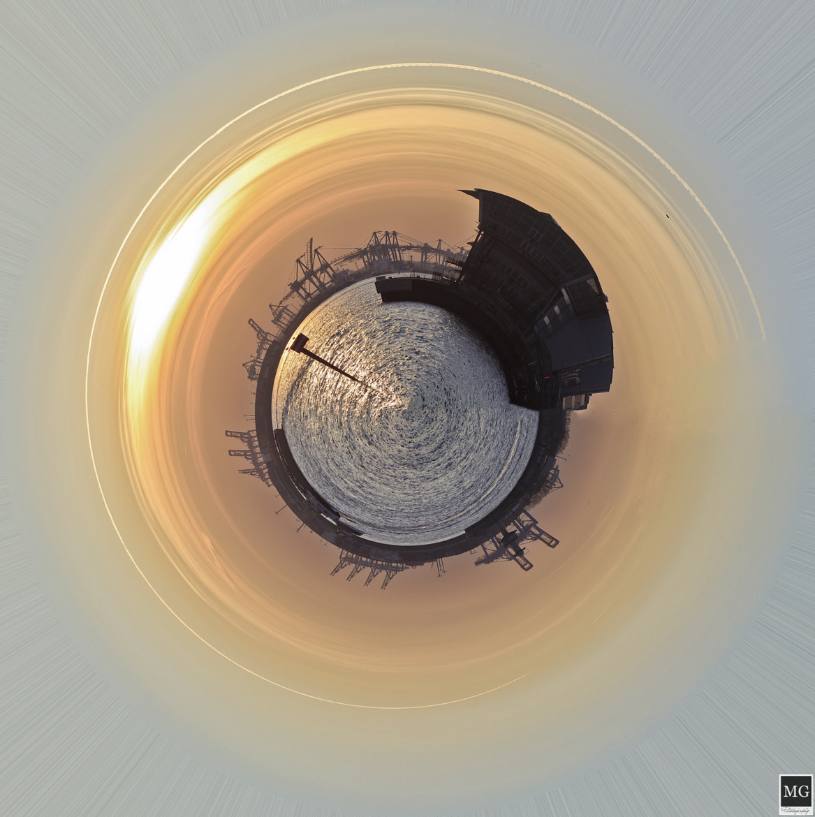 Photograph Planet Elbe by Marco Guerreiro on 500px