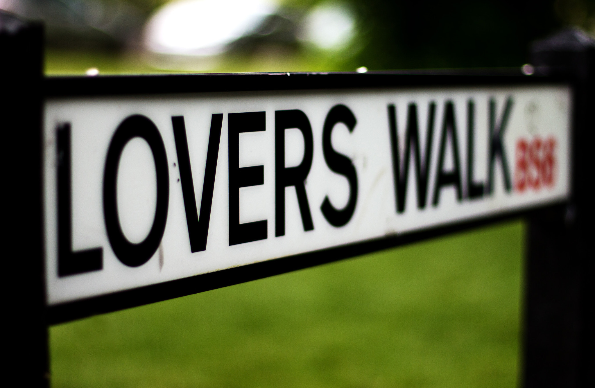 Photograph Lover's Walk by Fincher Trist on 500px