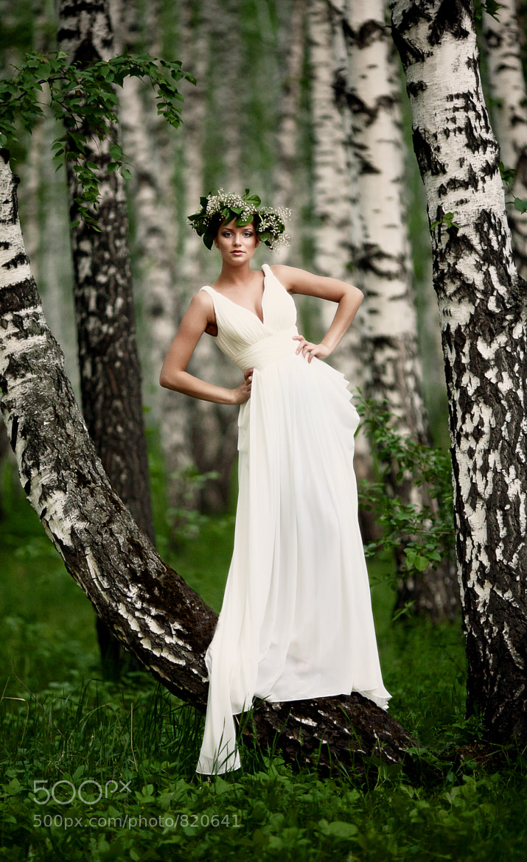 Photograph Russian Beauty by Владимир Семенов on 500px