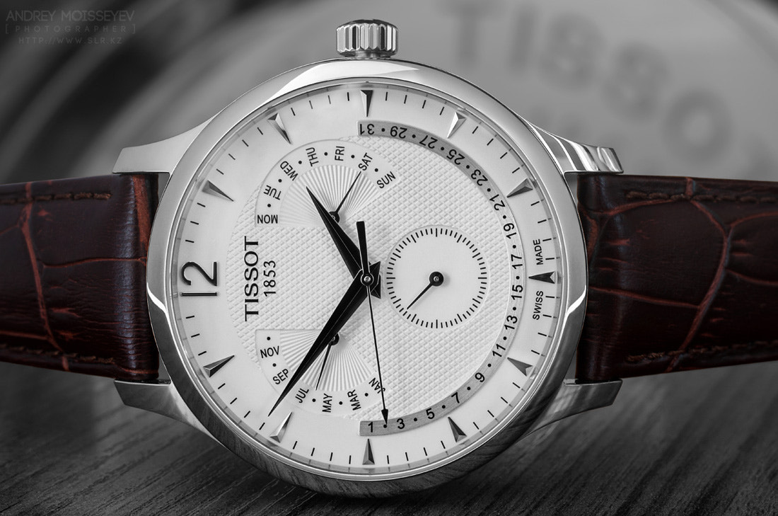 Photograph Tissot G15.561 by Andrey Moisseyev on 500px