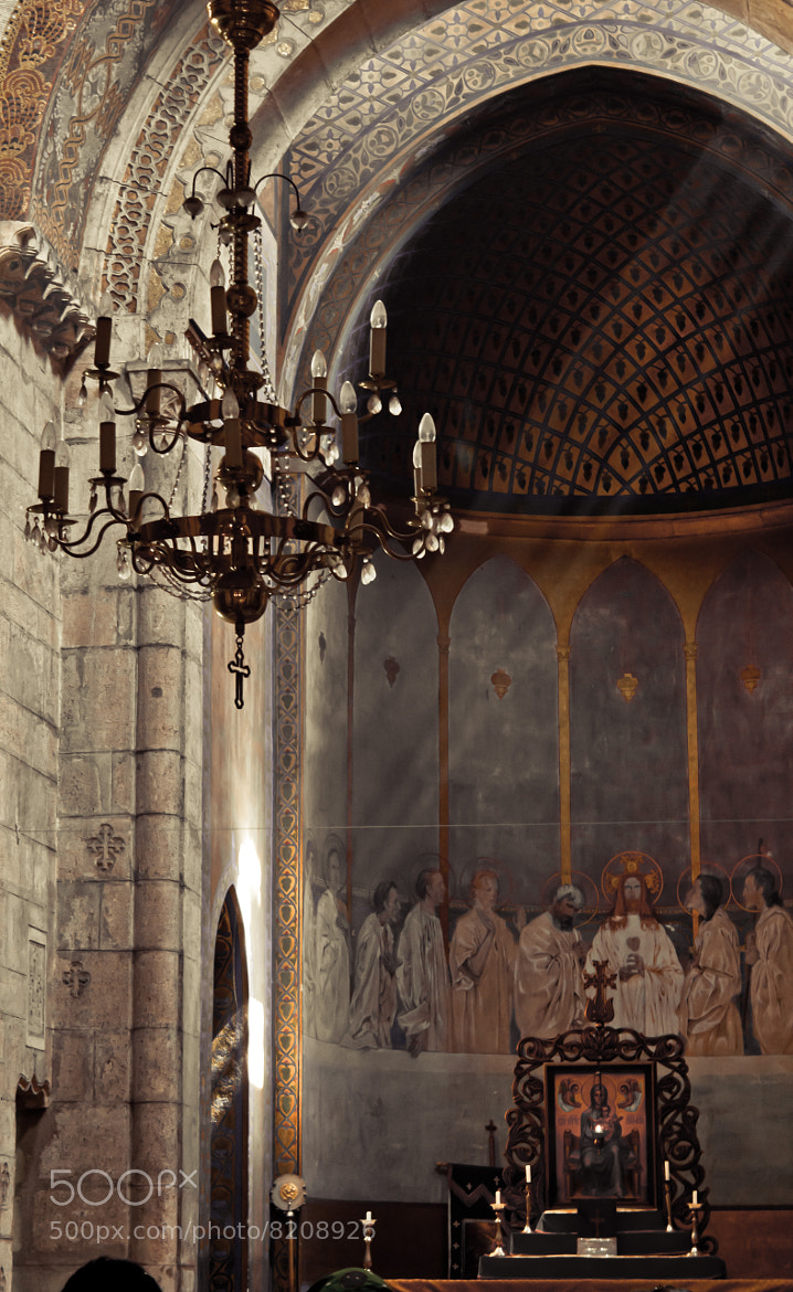 Photograph in the Church by Nataly Fos on 500px