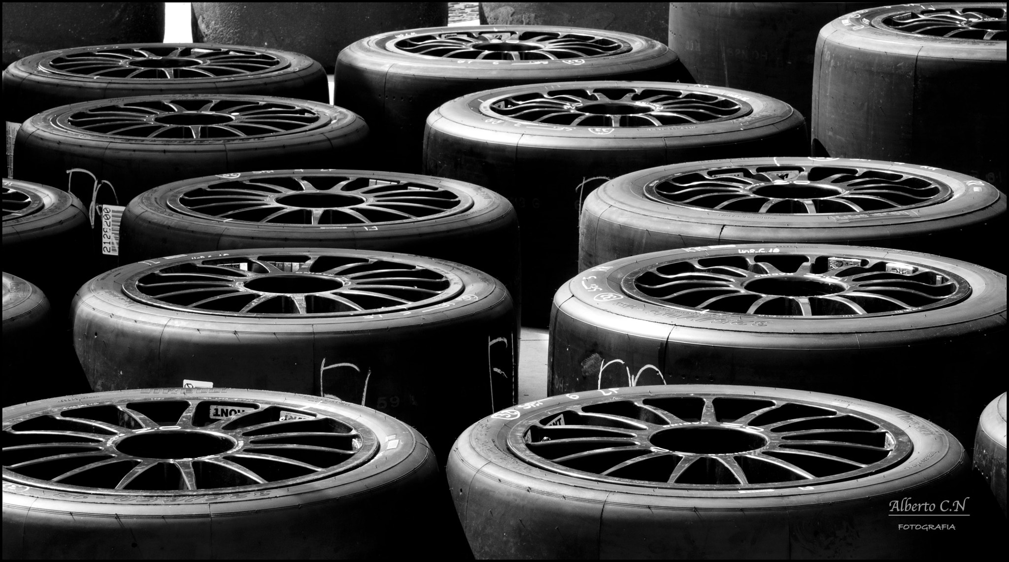 Photograph Michelin by Alberto Cabo on 500px