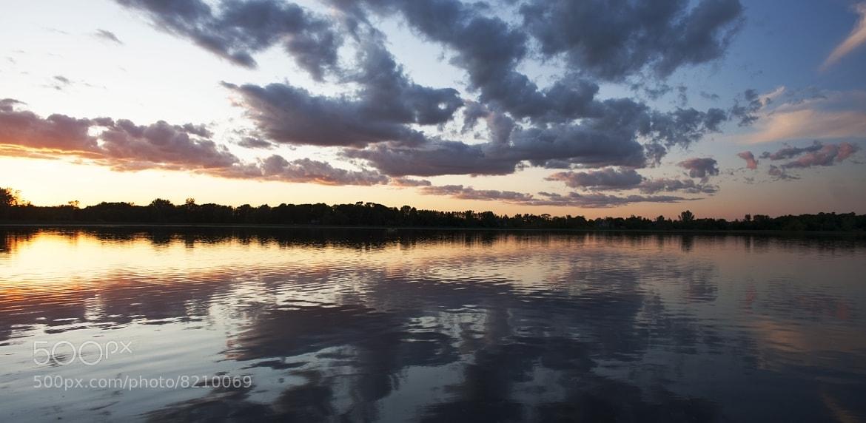 Photograph Twin Lake-Pano by Angela King-Jones on 500px