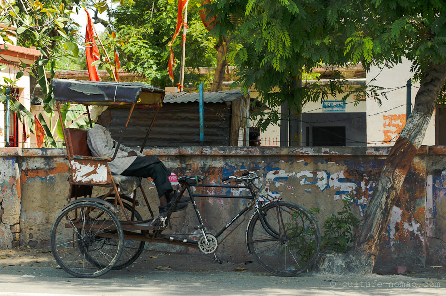 Photograph Take a break #3 - India by Estelle P on 500px