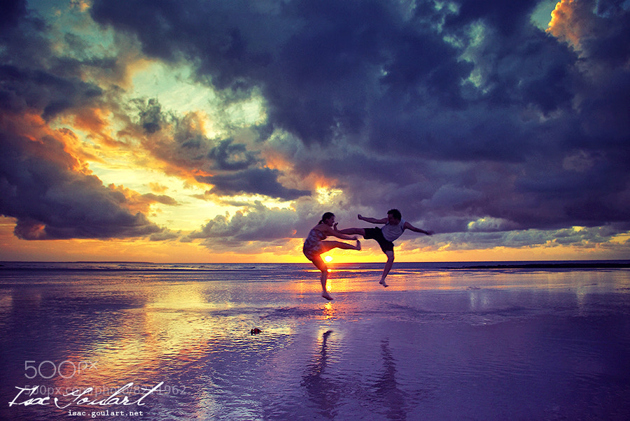 Photograph Violence at the Beach by Isac Goulart on 500px