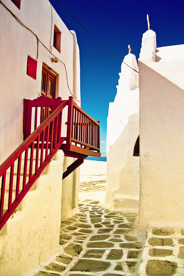 Photograph Mykonos Venue by Gio Franco on 500px