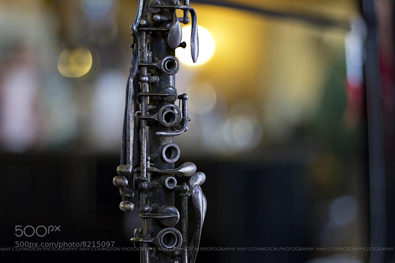 Photograph 93/365 : Clarinet by Amy Covington on 500px