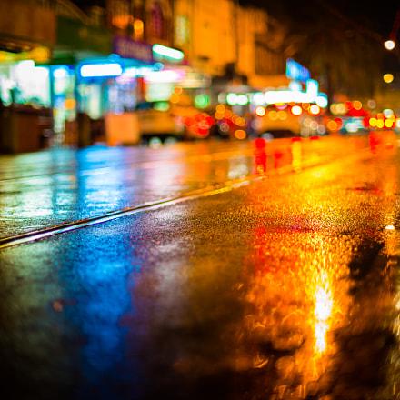 Acland Street Lights