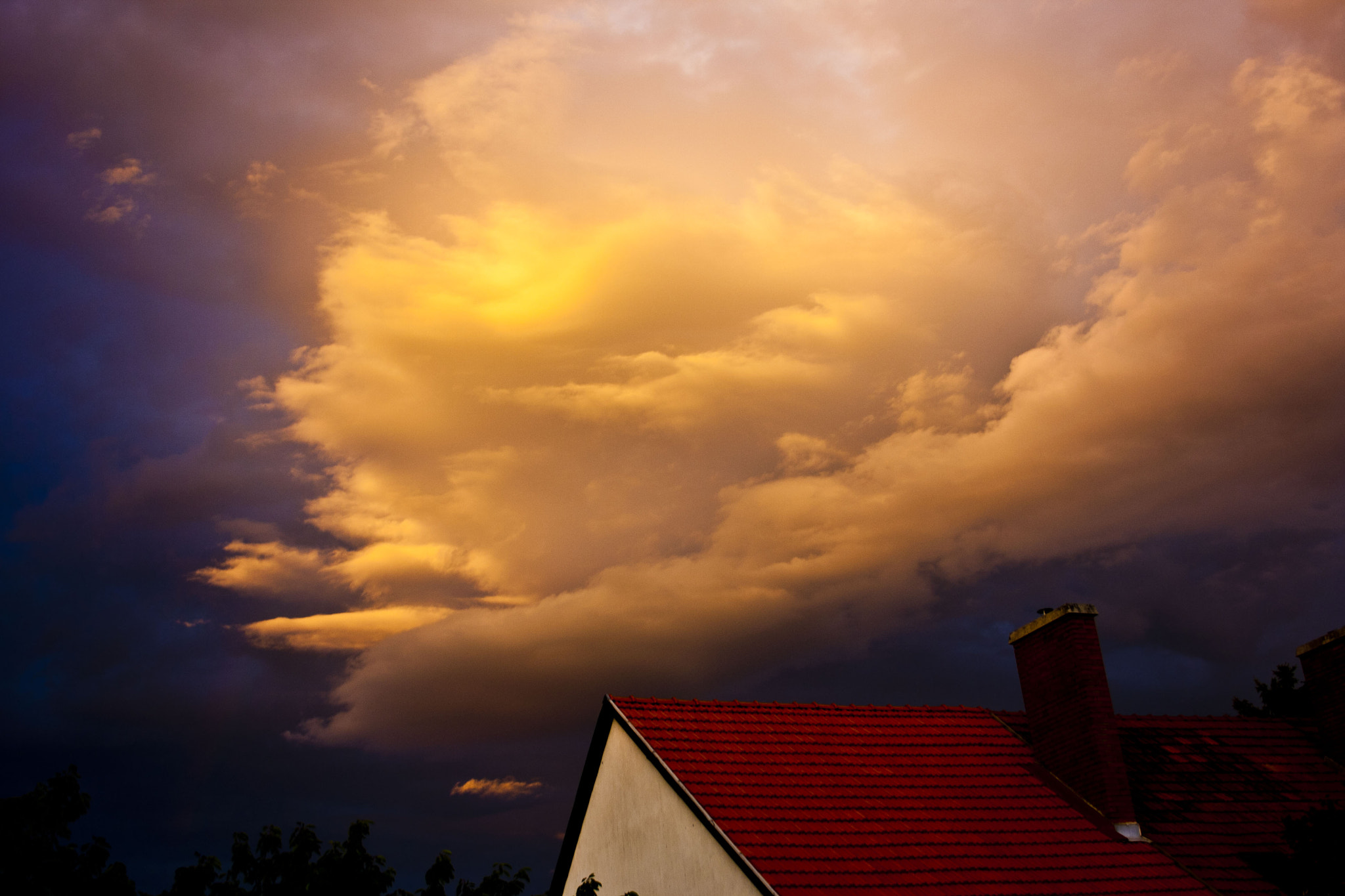 Photograph Sunset after storm by Alexandra Major on 500px