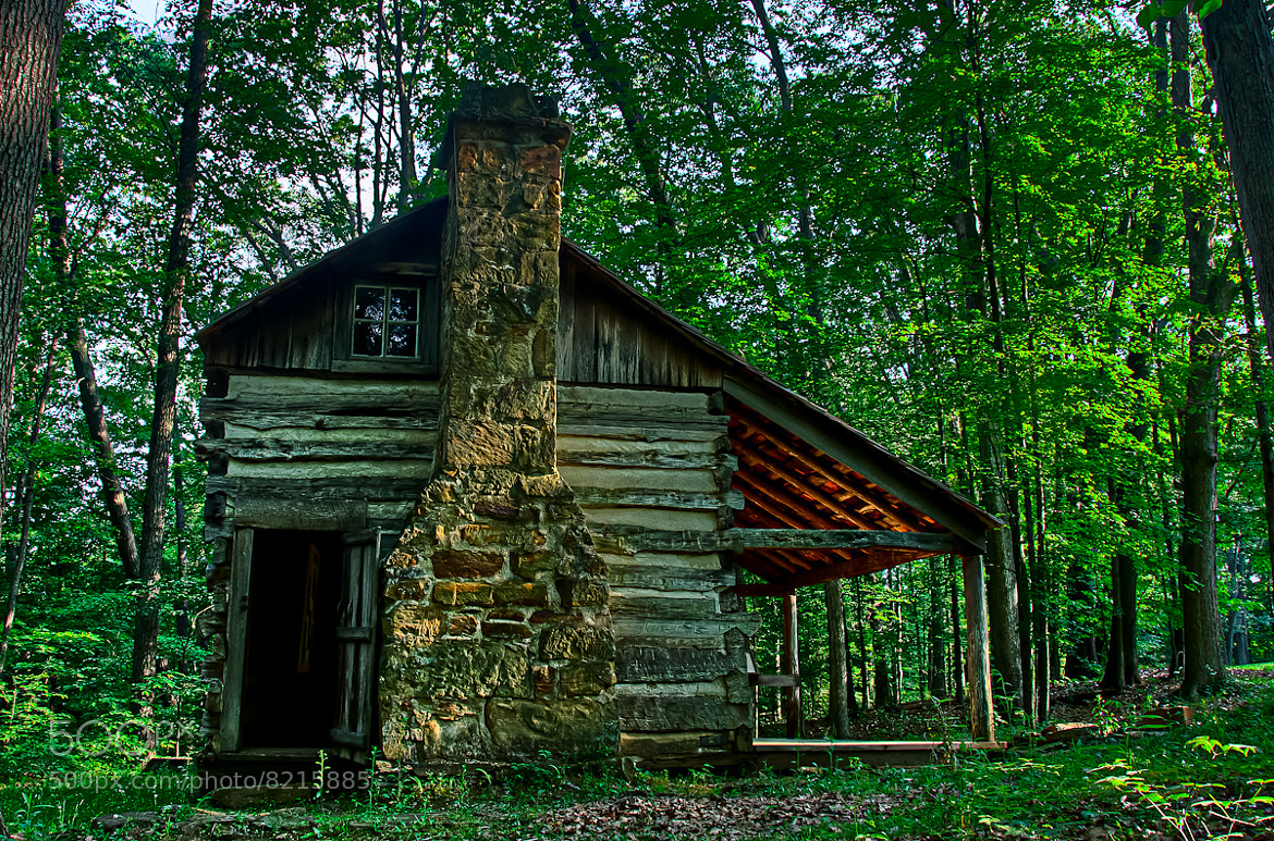 Photograph Pioneer Cabin by Tracy Wilson on 500px