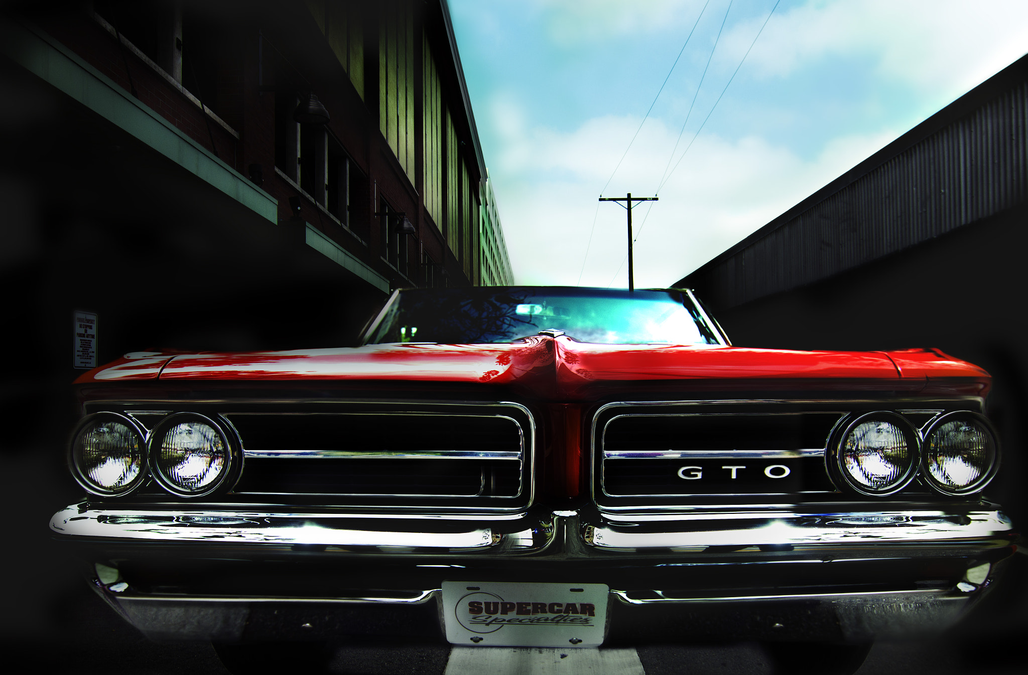 Photograph GTO by Jason Moskowitz on 500px