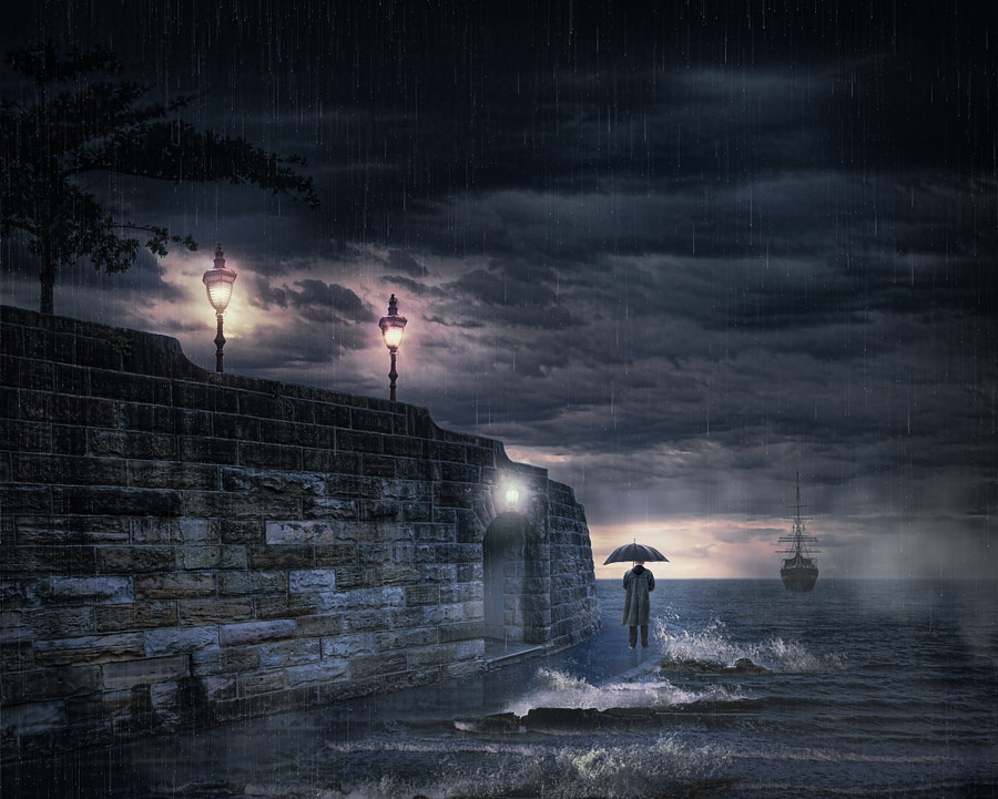 Tomorrow for old England she sails, автор — Adrian Donoghue на 500px.com