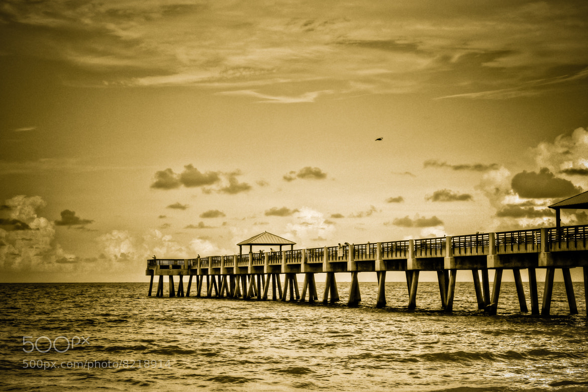 Photograph Pier by Norbert Weiss on 500px