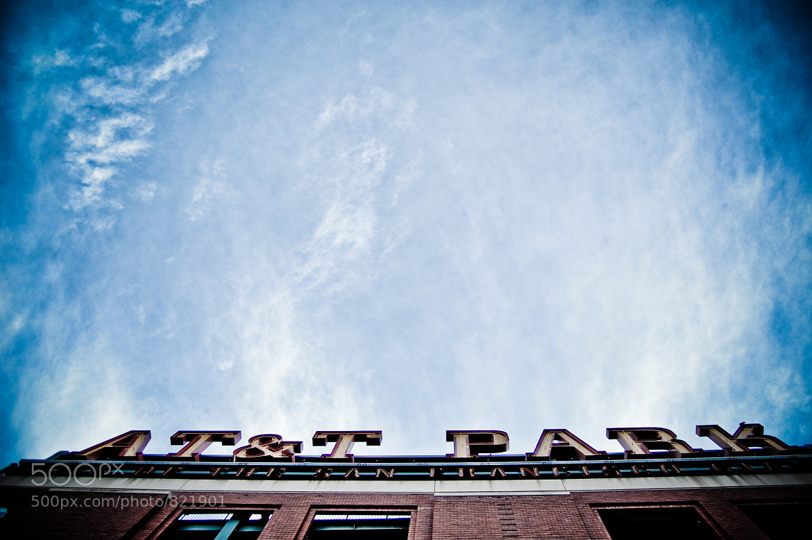 Photograph AT&T Park by Karthik N on 500px